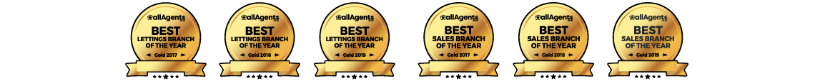 All allAgents Awards logos
